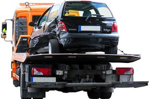 vehicle recovery Ireland